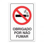 obrigado por nao fuma